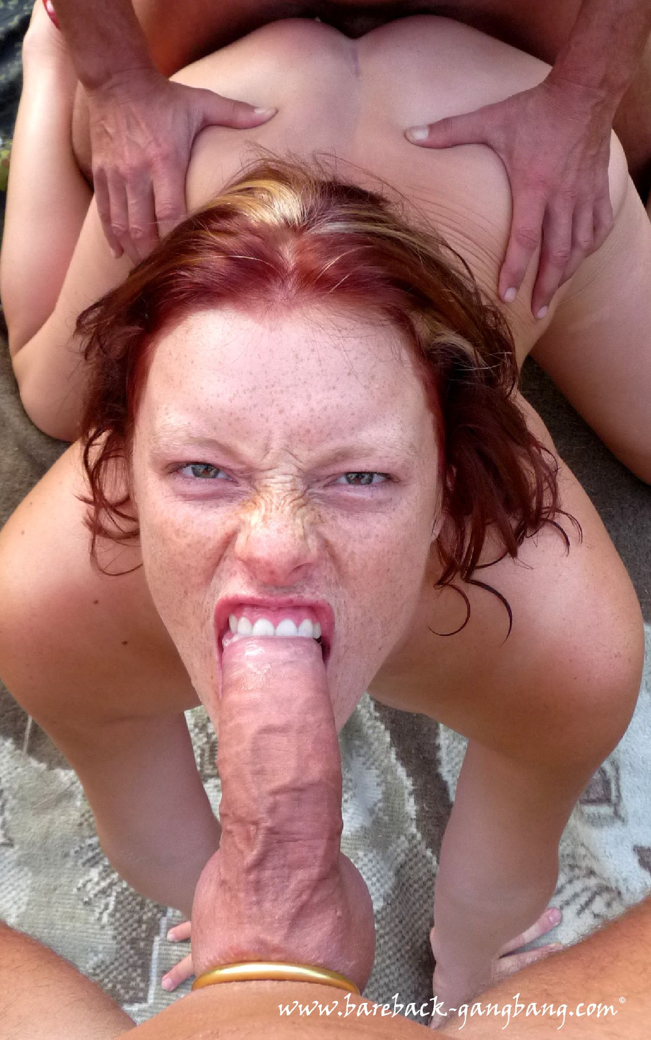 Gut. amature pussy biting this whore