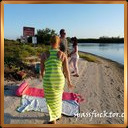 AO-Outdoor-Orgie am Strand in Florida -Teil 1